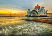 The Straits Mosque, Malacca