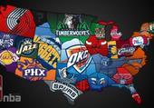 Carte NBA par lancelot