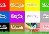 English Colors