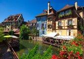 L'Alsace au bord de l'eau