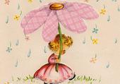 Puzzle Girl rain