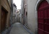 Ruelle typique de Cahors