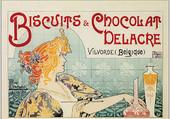Puzzle biscuits et chocolats Delacre
