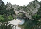Le pont de l'Arc