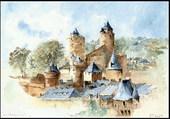 Chateau de Fougéres