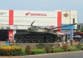 Honda anti bouchon