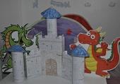 Puzzle Chateau de Fafnir et Mordir