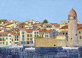 Puzzle le port de Collioure