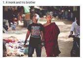 Puzzle monk
