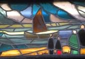 Puzzle courrse de bateau