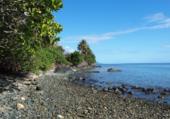 Plage en Nouvelle-Calédonie