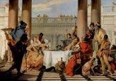 le banquet de Cléopatre