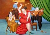 le flamenco de Boreto
