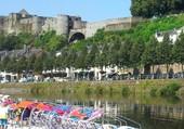 chateau Godefroy de Bouillon Belgique
