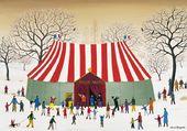 on va au cirque