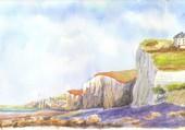 falaises étretat