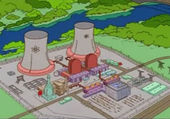 usine nucleaire simpson