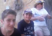 Andéol, Samuel et Philippe