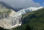 Le glacier de Largentière