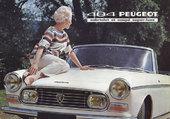 Puzzle 404 coupe cabriolet