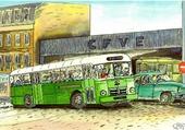 Doublement de bus