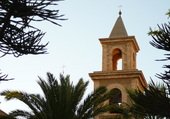 clocher à Torrevieja