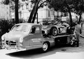 Mercedes Blue Wonder 1955