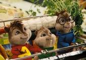 Puzzle Alvin & ses amis
