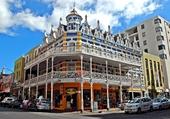 Puzzle L'HOTEL BLUE LODGE SUR LONG STREET