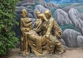 1.Chemin de croix au Vietnam