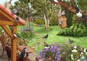 Puzzle Jardin de Bedis