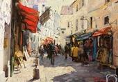 Puzzle  Le soleil de Montmartre