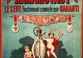 biberon pompe Monchovaut