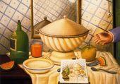 repas - Fernando Botero