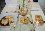Au restaurant - Miam-Miam