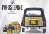 Puzzle 4L Parisienne