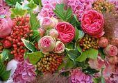 Amalgame de fleurs