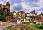 Puzzle Saumur en Auxois
