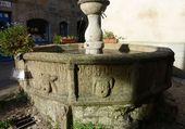 Fontaine publique