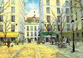 Place du marché Ste-Catherine