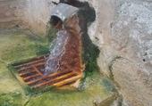 Puzzle Fontaine eau chaude 80°