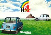 Renault 4 decouvrable