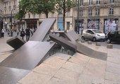 La fontaine Embâcle St. Germain des Prés