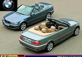 BMW Série-3 Cabriolet
