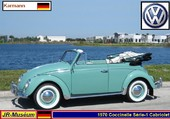 VW Coccinelle Karmann