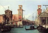 Entrée de l Arsenal de Venise (1732)