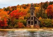 Grand Island East channel-Michigan