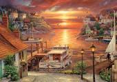 village sur mer