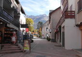 Rue piétonne Villard de lans