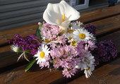 Ma petite composition florale